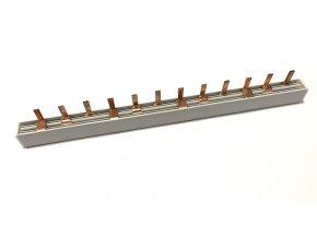 15678 propojovaci lista 12 modulu trifazova oez