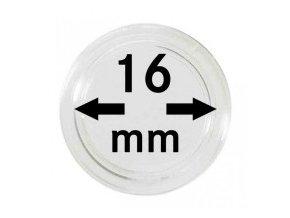 18729 kapsle na mince 16 mm