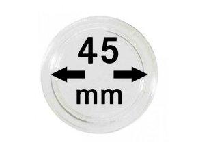 18747 kapsle na mince 45 mm