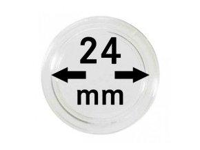 18771 kapsle na mince 24 mm