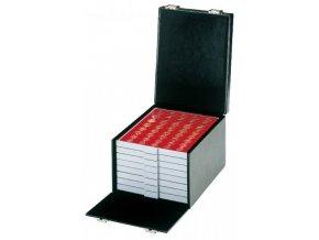 18957 sberatelsky box na 8 kazet prazdny 2319