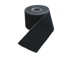 Tape Kinezio 5x5 m černý ACRA D70