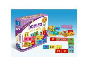 Granna Domino hra s počty