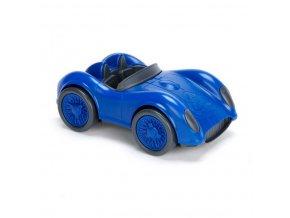 156653 green toys modre zavodni auto