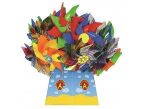 Alexander Stojan pultový na větrníky Alexander papírový 19 cm