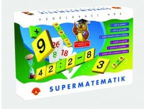 Alexander Supermatematik