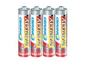 Baterie AAA (R03) nabíjecí 1,6V/550mAh CONRAD NiZn (blistr 4ks)