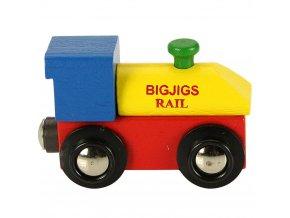 Bigjigs Rail Lokomotiva