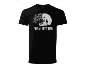 Tričko Metal Detecting (Velikost XXL)