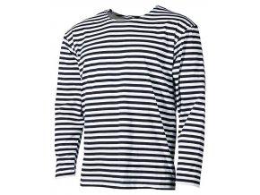 Tričko námořnické s dlouhým rukávem (Velikost XXL)