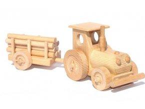 Ceeda Cavity Traktor s vlečkou malý