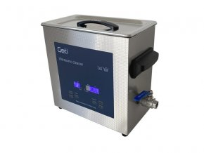 Ultrazvuková čistička Geti GUC 06B 6L nerez