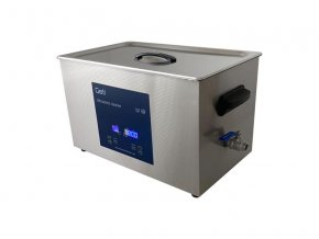 Ultrazvuková čistička Geti GUC 20B 20L nerez