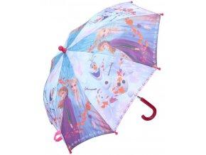Deštník dětský Frozen 2 (Ledové Království) manuální otevírání 67cm
