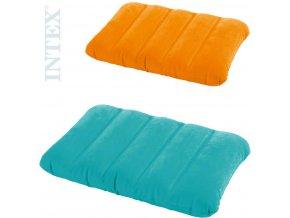 INTEX Polštář nafukovací Kidz relaxační pastelový 2 barvy 68676