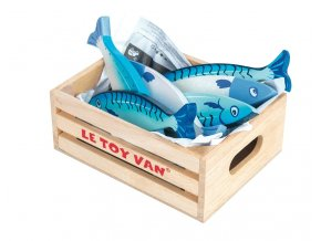 Le Toy Van Bedýnka s rybami