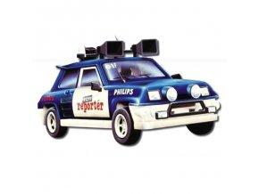 SEVA Monti System 13 Auto Renault 5 RADIO stavebnice MS13 0105-13