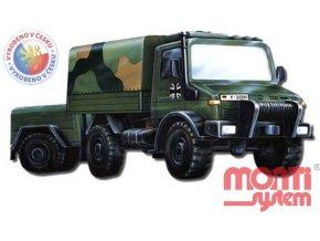 SEVA Monti System 30 Auto Mercedes Unimog BUNDESWEHR MS30 0106-30