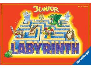 RAVENSBURGER Hra Labyrinth (Labyrint) junior * SPOLEČENSKÉ HRY *