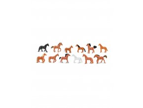 Safari Ltd - Tuba - Koně
