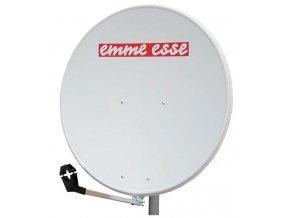 Satelitní parabola 115AL Emme Esse bílá - Nadrozměrné zboží - nutno domluvit dopravu telefonicky -