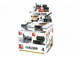 Sluban Builder M38-B05396 4 Army 1 ks