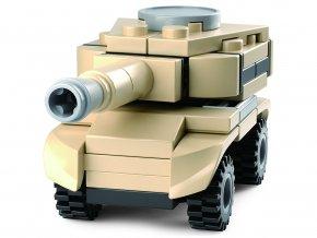 Sluban Builder M38-B05396 4 Army 1ks D Sluban Builder M38-B05396 4 Army 1ks D