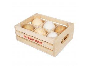 217088 le toy van farmarska vejce v bedynce