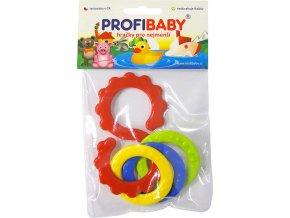 141083 profibaby baby osmicka s privesky pro miminko