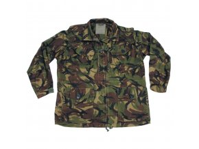 Britská polní bunda DPM Smock - použitá (Velikost 170/104)