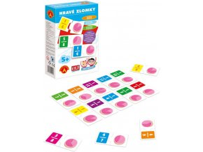 244502 alexander hra skolou hrave zlomky naucna hra v krabici