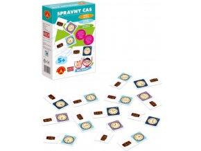 244508 alexander hra skolou spravny cas naucna hra v krabici