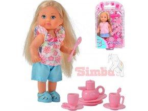 SIMBA Evička Hobby panenka Evi Love s doplňky 2 druhy