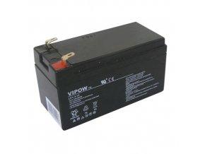 245249 baterie olovena 12v 1 3ah vipow