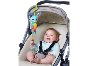 323501 tiny love baby kralicek thomas textilni zavesny s kousatkem susti cinka pro miminko
