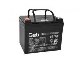 247397 baterie olovena 12v 33ah geti pro elektromotory