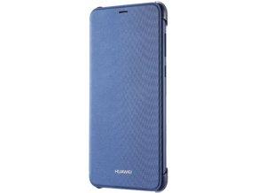 248795 huawei flipove pouzdro blue pro p smart