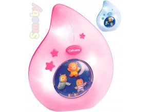 SMOBY Baby světlo noční Cotoons dobrou noc na usínání na baterie pro miminko