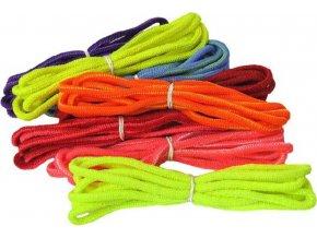 HRA Guma dětská jednobarevná neonová skákací 9 barev