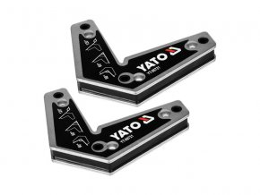 Magnetické držáky svářečské 2ks YATO YT-08721 10kg