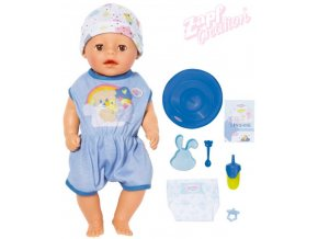 255416 zapf baby born panenka soft touch chl dmc