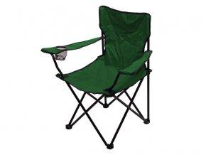 Židle kempingová CATTARA 13449 BARI zelená