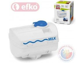 EFKO IGRÁČEK MultiGO Cisterna mléko doplněk v krabičce