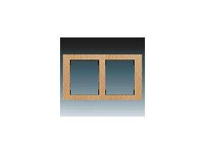 Rámeček dvojnásobný - olše 3901F-A50120 51