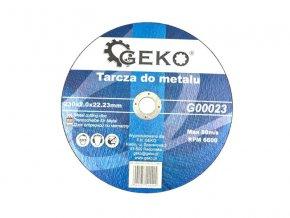 Kotouč řezný GEKO G00023 230mm