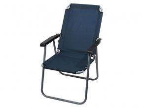 Židle kempingová CATTARA 13458 LYON tmavě modrá