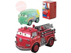 MATTEL Mini autíčko kovové Cars 3 (Auta) s překvapením v krabičce