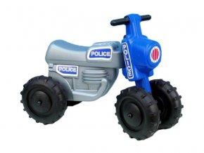 Odrážedlo TEDDIES CROSS Policie