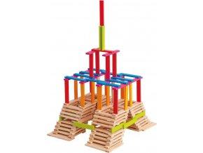 311468 olymptoy drevo kostky emma set 200ks v kybliku drevene hracky