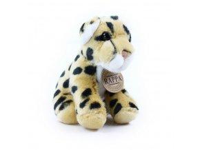 Rappa Plyšový leopard 13cm 1 ks - A Rappa Plyšový leopard 13cm 1 ks - A